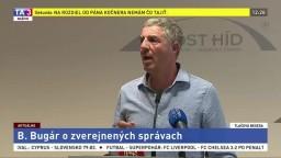 TB B. Bugára o zverejnených správach z komunikácie M. Kočnera