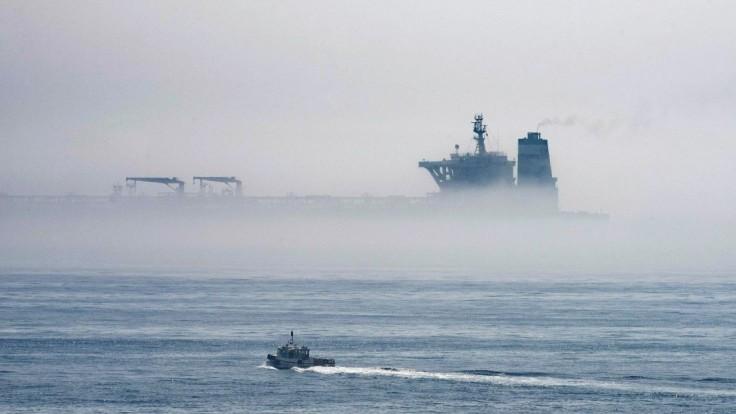 Británia prepustila zadržaný ropný tanker, patril Iránu
