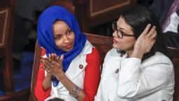 Kongresmankám zakázali vstup do Izraela. Urážlivé, reagovali