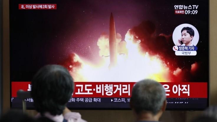 KĽDR opäť skúšala rakety. Nemáme o čom hovoriť, odkázala na juh