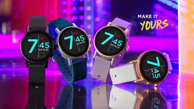 Ľahučké štýlové hodinky Misfit Vapor X majú dlhšiu výdrž batérie