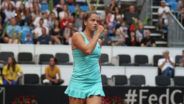 Slovenské tenistky sú medzi nenasadenými. Súperky im vyberie žreb