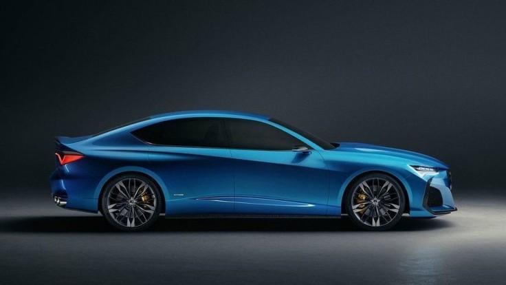 Acura Type S Concept vyzerá skvelo. Sériový model príde v r. 2020