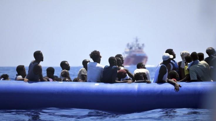 Neprijateľné, reaguje SNS na Merkelovej plán záchrany migrantov