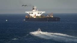 Úsilie USA nevyšlo, zadržiavaný iránsky tanker opustil Gibraltár