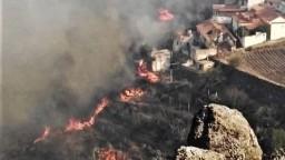 Požiar na Kanárskych ostrovoch sa šíri ďalej, tisícky ľudí evakuovali