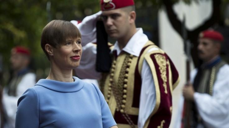 Napätie v estónskej vláde. Prezidentka kritizovala pravicového ministra