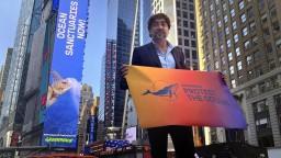 Slávny herec vyzval v OSN na záchranu svetových oceánov