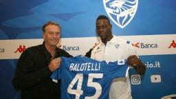 Balotelli mení klub, podpísal zmluvu s talianskou Bresciou