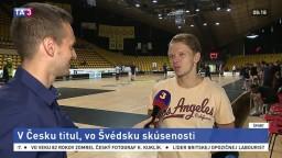 Titul i skúsenosti zo Švédska. Řezanina hodnotil florbalovú sezónu