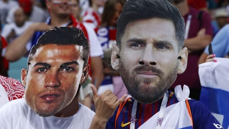 Vďaka Messimu som sa stal lepším hráčom, vyznal sa Ronaldo