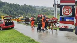 Turistov v Tatrách zasiahla búrka s bleskami, zahynuli aj deti