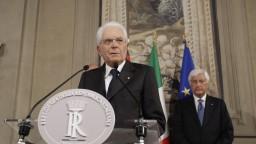 Taliansky prezident chce dohodu, stranám stanovil deadline