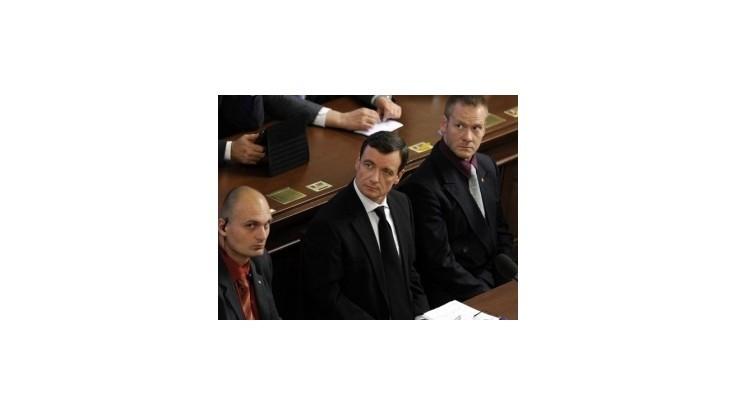 Zadržaný David Rath príde o tísíce za poslanecké náhrady