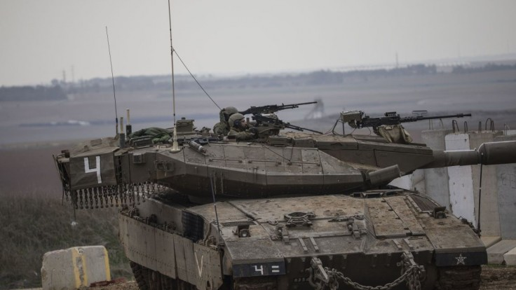 Izrael už neútočí len v Sýrii, zrejme bombardoval Irak