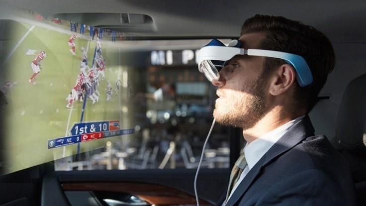 DreamGlass Air: Dostupné súkromné kino v rozšírenej realite