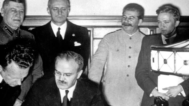 Na führera, pripil si Stalin. Pred 80 rokmi vznikol diabolský pakt