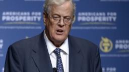 Zomrel jeden z najbohatších ľudí sveta, miliardár Koch