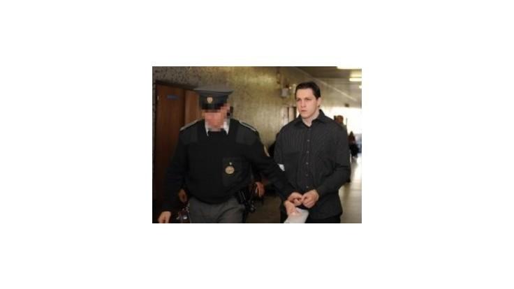 Hokejista Ščurko dostal za vraždu osemročný trest