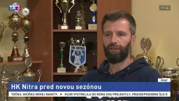 Manažér klubu T. Chrenko o hokeji v Nitre