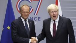 Johnson zostáva optimistom, šanca na dohodu je podľa neho vyššia