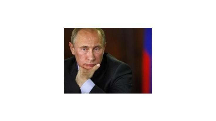 Putin: Modrookí chlapci do vysokej politiky nepatria