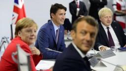 V Biarritzi sa rokovalo aj o Iráne, nečakane priletel šéf diplomacie