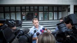 Matovič pred ministerstvom: Jankovská zaprela Kočnera, klame
