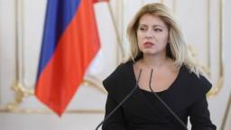 Neobhájiteľná, tvrdí prezidentka o Jankovskej kauze s Kočnerom