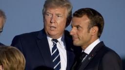 Iránsky hosť Trumpa neprekvapil, o prílete Zarífa ho Macron informoval