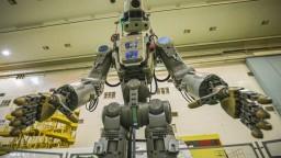 Fedor sa úspešne spojil s ISS. Robot bude pomáhať astronautom