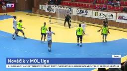Nováčik z Dunajskej Stredy sa pripravuje na MOL ligu