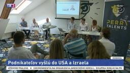 Mladých podnikateľov vyšlú do USA a Izraela, majú získať nové skúsenosti
