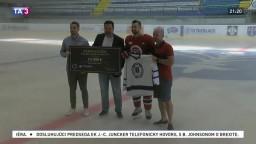 Tatar chce pomôcť materskému klubu, daroval mu šek