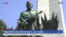 Najväčšia horská bitka na Slovensku. Zomreli v nej desaťtisíce vojakov
