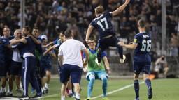 Slovan nad prehrou so Solúnom nesmúti, do skupinovej fázy postúpil