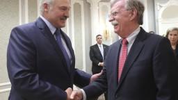Lukašenko privítal poradcu Bieleho domu, s USA chce lepšie vzťahy