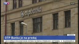 OTP Banka je na predaj. Tri finančné domy majú o ňu záujem