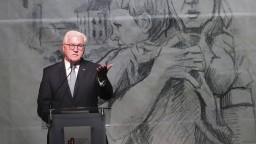 Odpusťte nám, požiadal nemecký prezident na návšteve v Poľsku