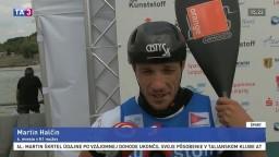 Halčín obsadil šieste miesto. Škáchovej finále ušlo