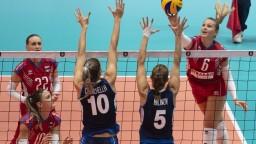 Slovenky bojovali o postup, zápas sledoval rekordný počet divákov