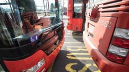Hrozilo, že štrajk ochromí dopravu v Bratislave. Zapojilo sa pár vodičov