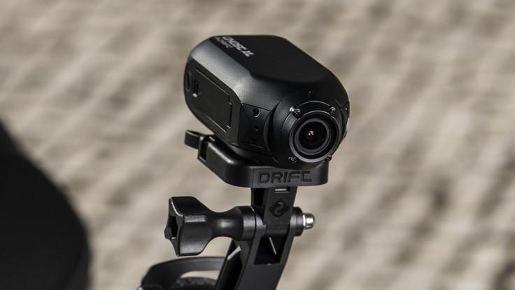 Vode odolná akčná kamera Ghost XL vydrží nakrúcať až 9 hodín