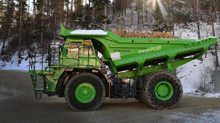 Najväčšie elektrické nákladné vozidlo na svete takmer netreba nabíjať