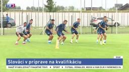 Slováci sa na kvalifikáciu pripravujú v oklieštenej zostave