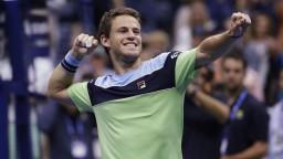 Schwartzmanovi sa na US Open darí. V dueli sa stretne s Nadalom