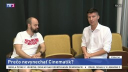 ŠTÚDIO TA3: Kritik P. Konečný o 14. ročníku filmového festivalu Cinematik