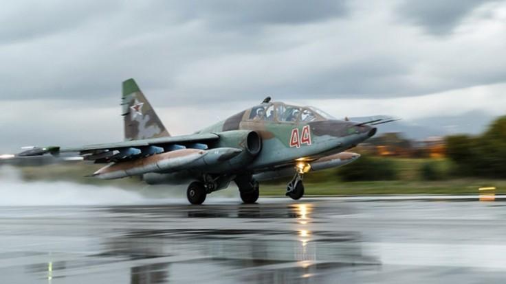 Našli pilotov zo zrútenej ruskej stíhačky, telá boli v stroji