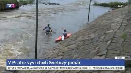 Po dvoch rokoch sa do Česka vracia SP vo vodnom slalome.