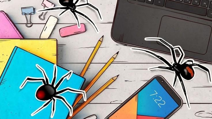 Maskované hrozby skryté v online učebniciach a študentských prácach